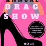 PRIDE members host second annual drag show May 5