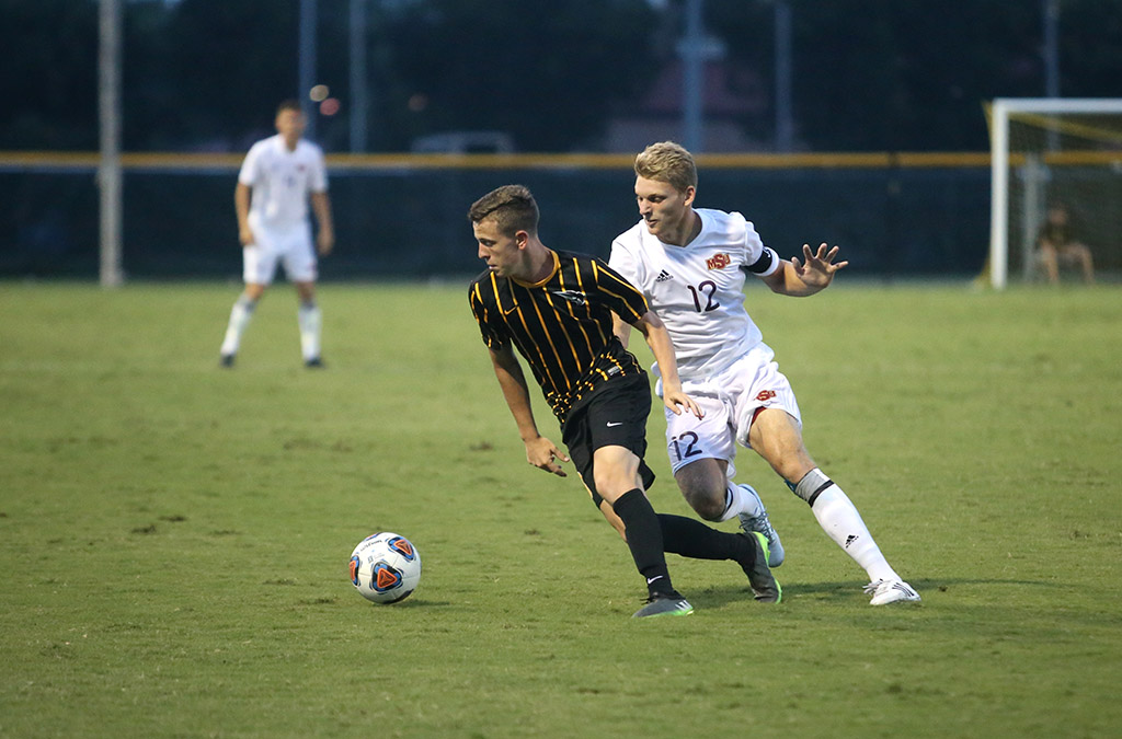 Men's soccer kick off season against OBU