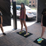Interactive game shows dangers of drunk driving