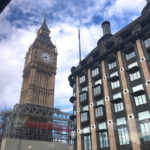 Wichitan 'bureau' goes to London