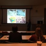 Scientists justify field at colloquium series