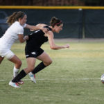 Women's soccer rises above TAMIU