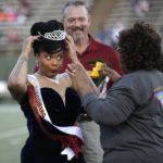 Mercado, Williams named top homecoming royalty