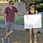 Students question: Is hate speech free speech?