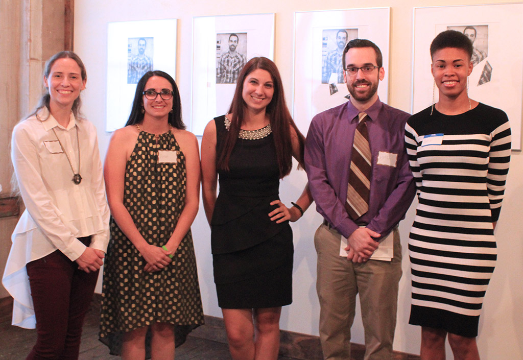 Alumni showcased in local art exhibit