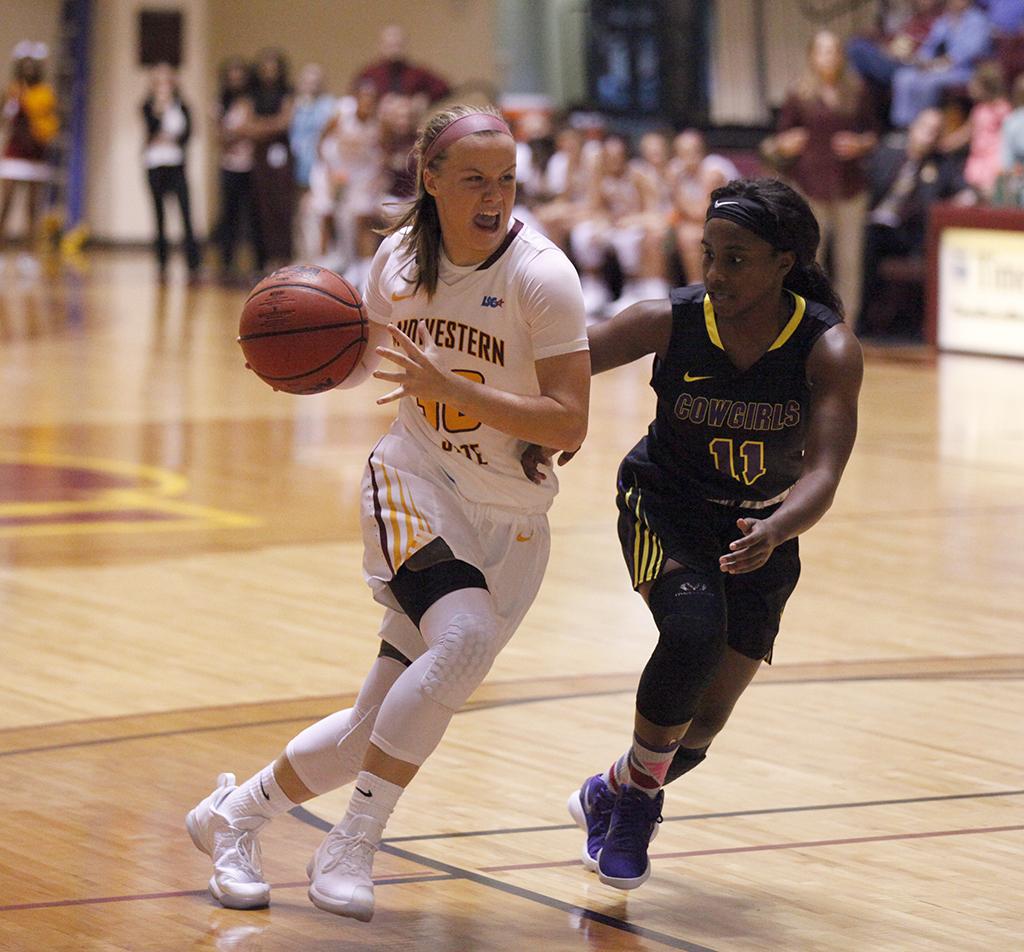 Women's basketball team wins pre-season exhibition