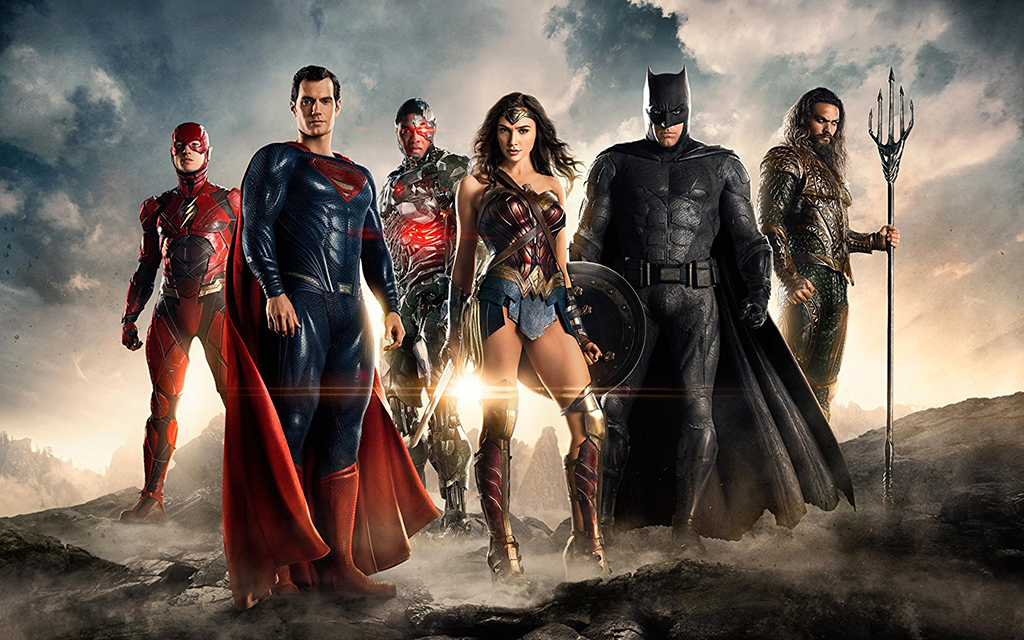 Justice League you can't save the world alone