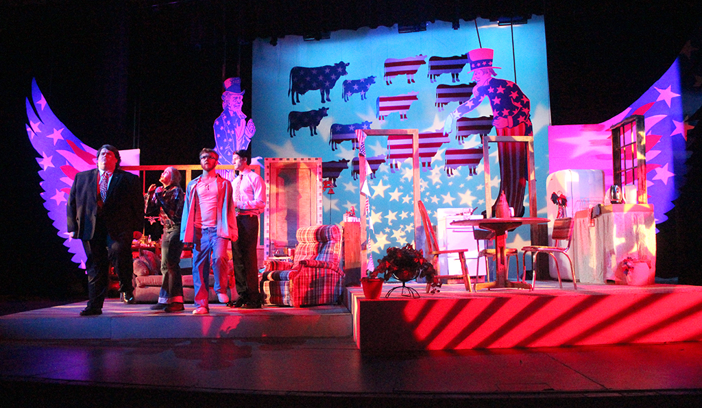 Theater department presents 'The God Of Hell'