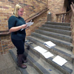 'Urinetown' stage managers keep show organized