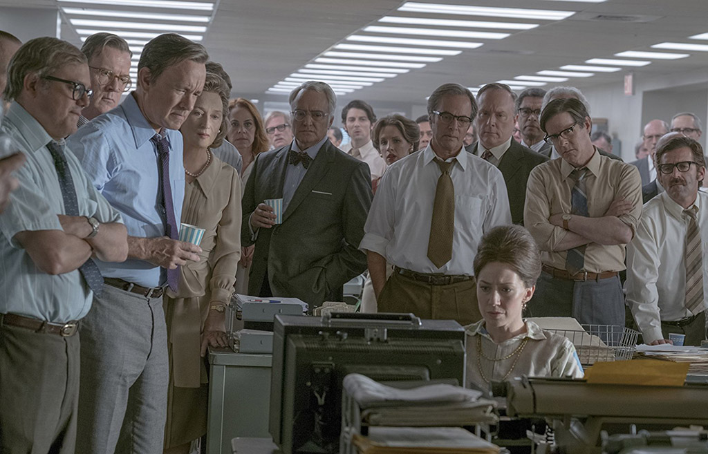 'The Post' engages, inspires
