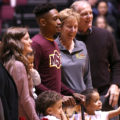 Point guard balances school, work, being a father of three