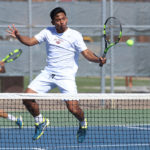Men's tennis lose first two of three