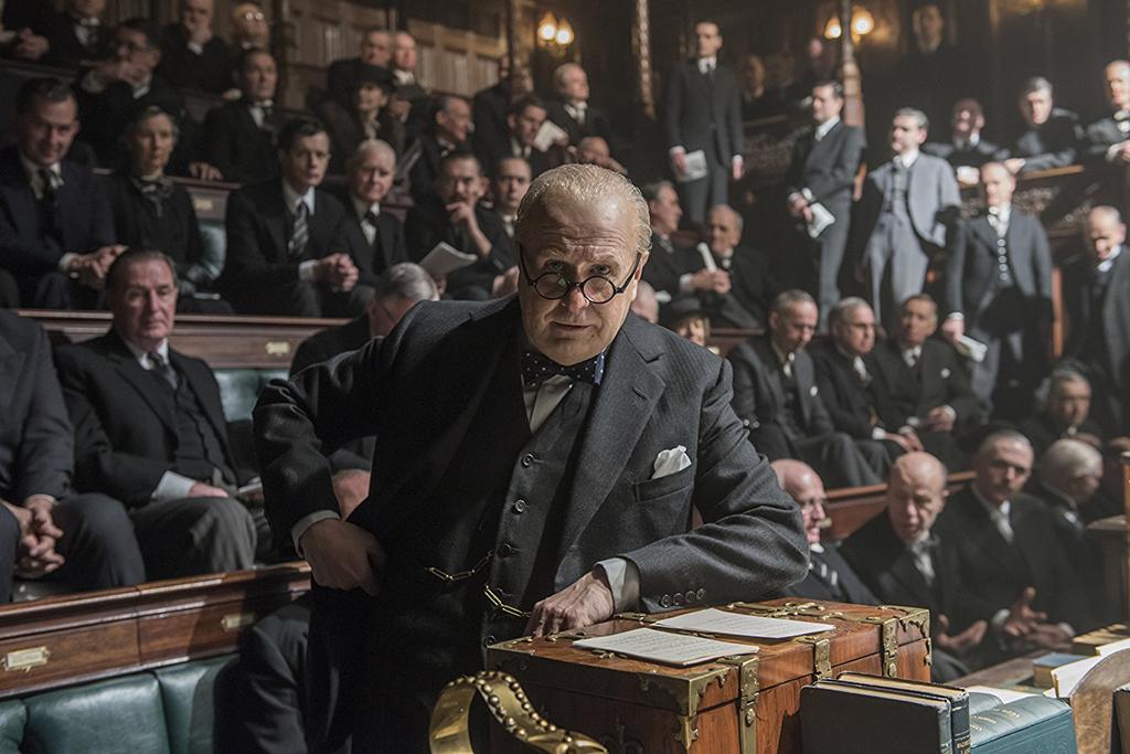 'Darkest Hour', Gary Oldman's ticket to an Oscar