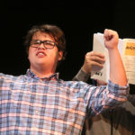 Home-school student joins musical cast