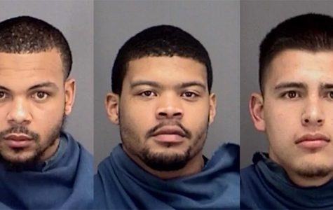 Former football players arrested for assault