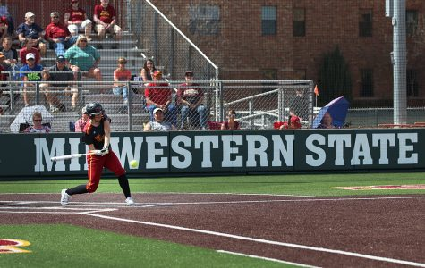 Softball taken down by West Texas A&M