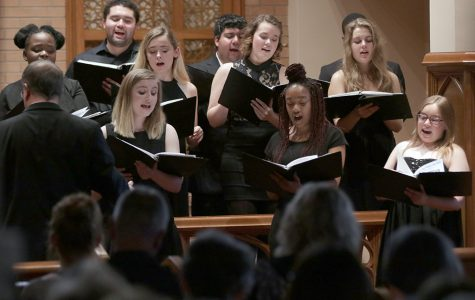 Midwestern Singers perform spring showcase