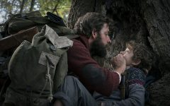'A Quiet Place' scares with silence