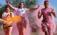 Sikes Lake gets colorful makeover for 5Kolor Run
