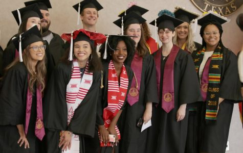 Largest class of graduating students recognized May 12
