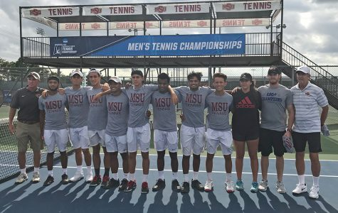 Tennis moves on to Sweet 16