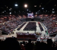 More than 600 students graduated at Midwestern State University graduation, May 16, 2015 at the Kay Yeager Coliseum. Photo by Francisco Martinez