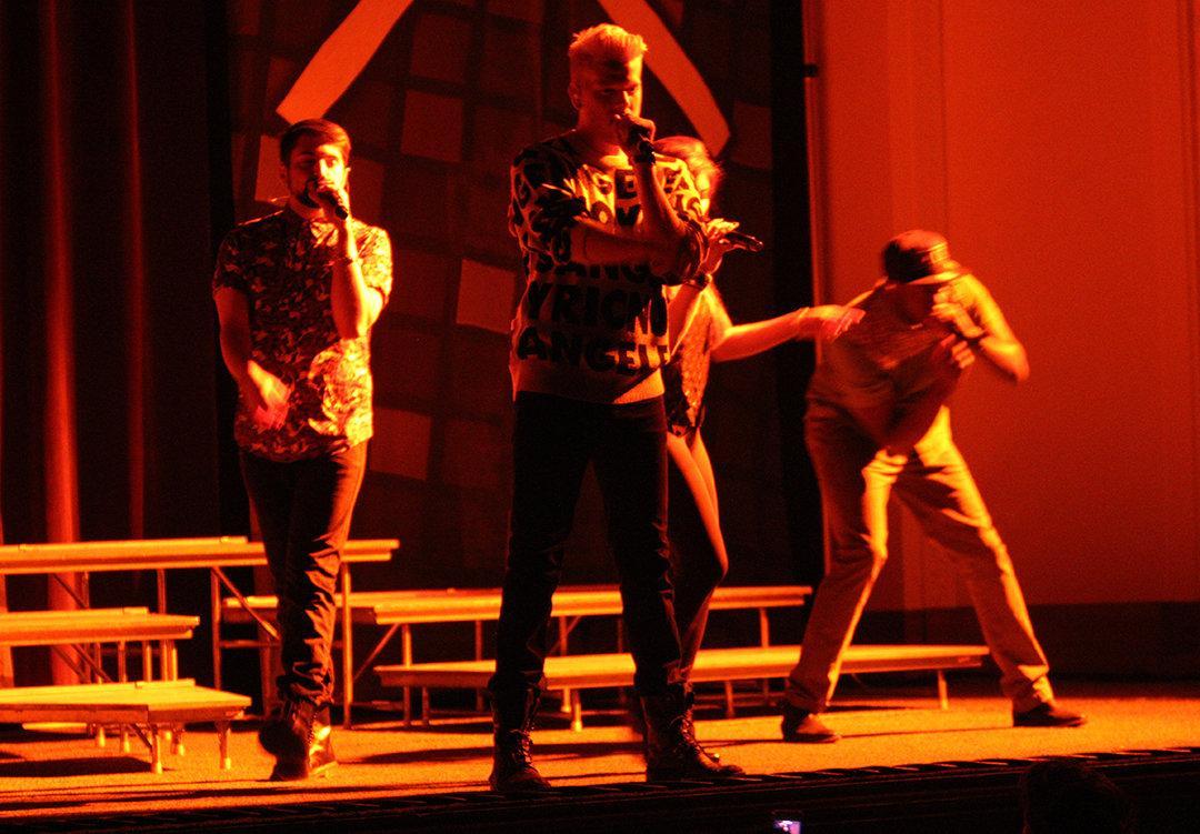 Pentatonix delivers anticipated performance – The Wichitan