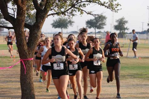 Cross country begins season with score of 16