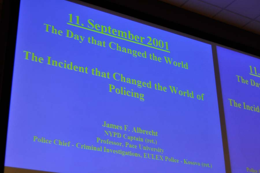 Former NYPD captain revisits 9/11 experience
