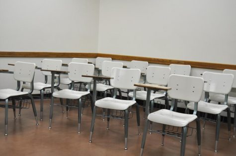 Enrollment drops 368 for spring