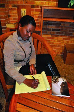 MSU senior writes book, restores faith