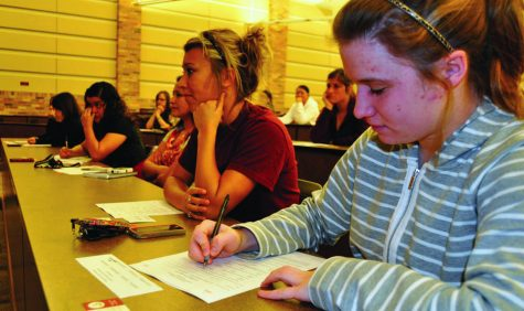 Counselors help students kick test anxiety to the curb