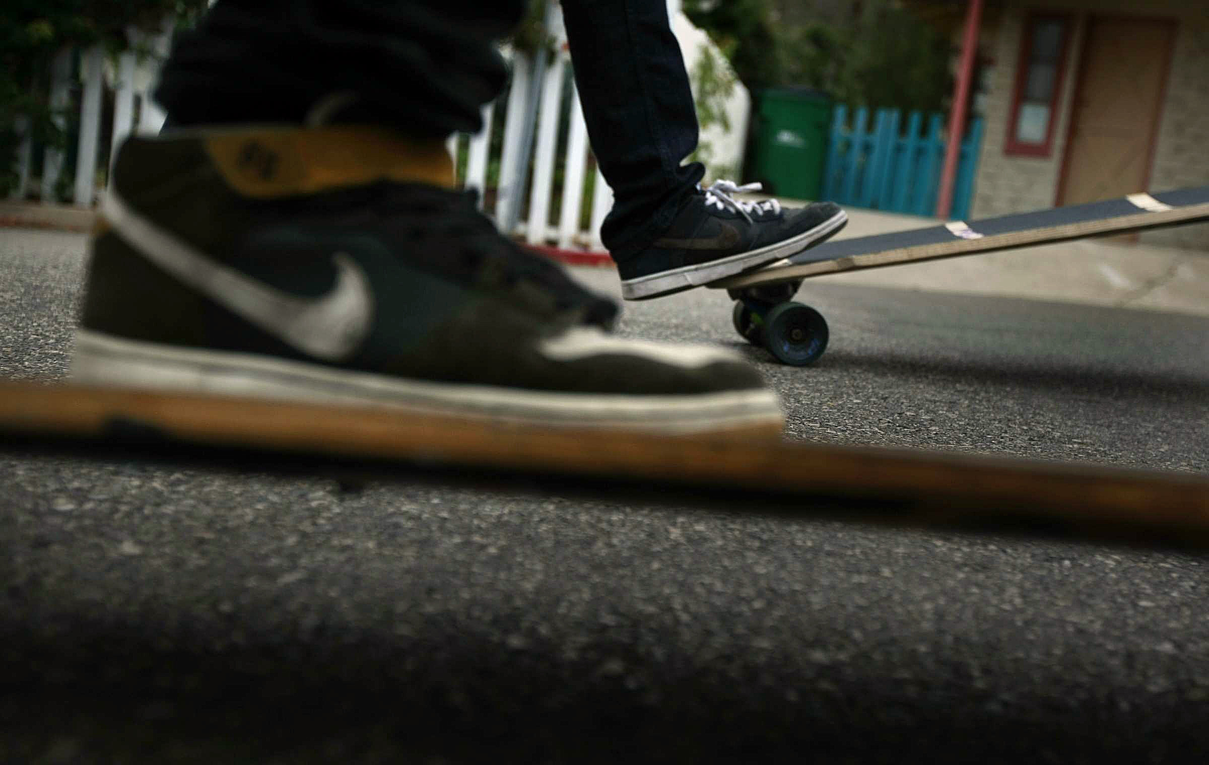 SGA proposes bill to end the anti-skateboarding policy
