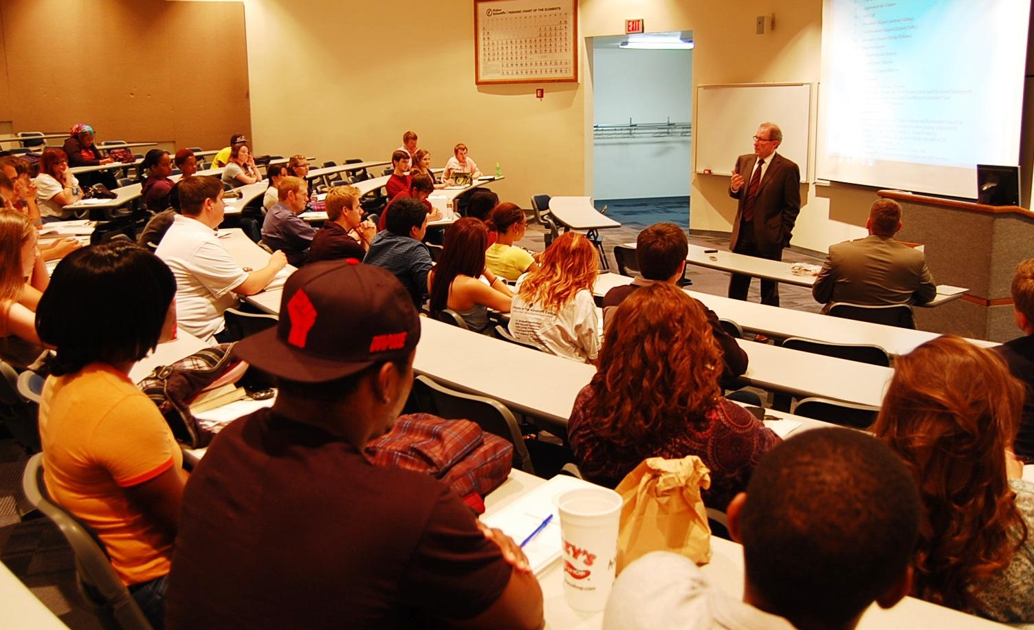 Higher standards cause lower enrollment