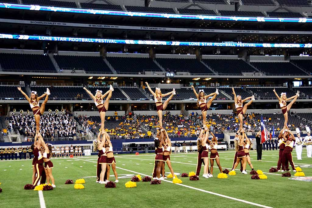$25k budget increase issued to cheerleading program