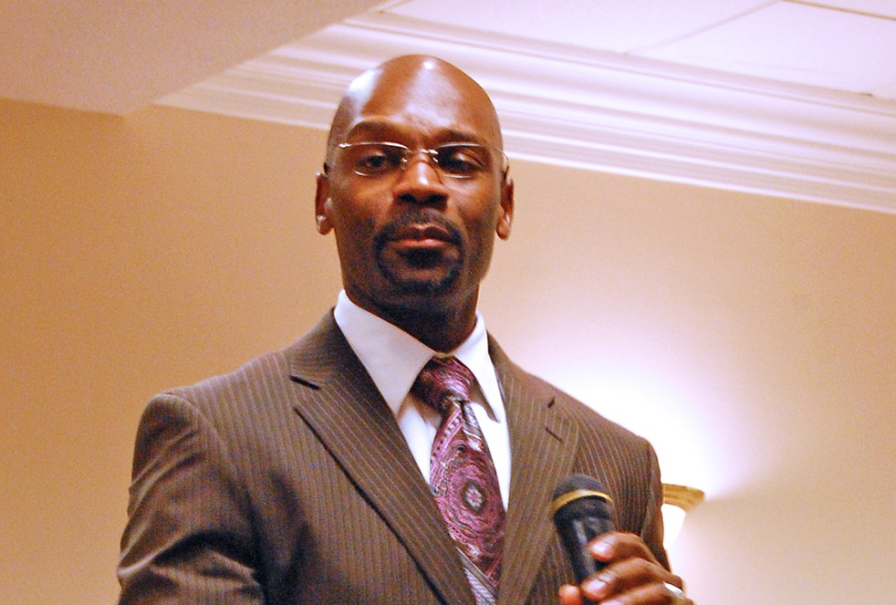 Swag Rodney Jones puts a new spin on swag