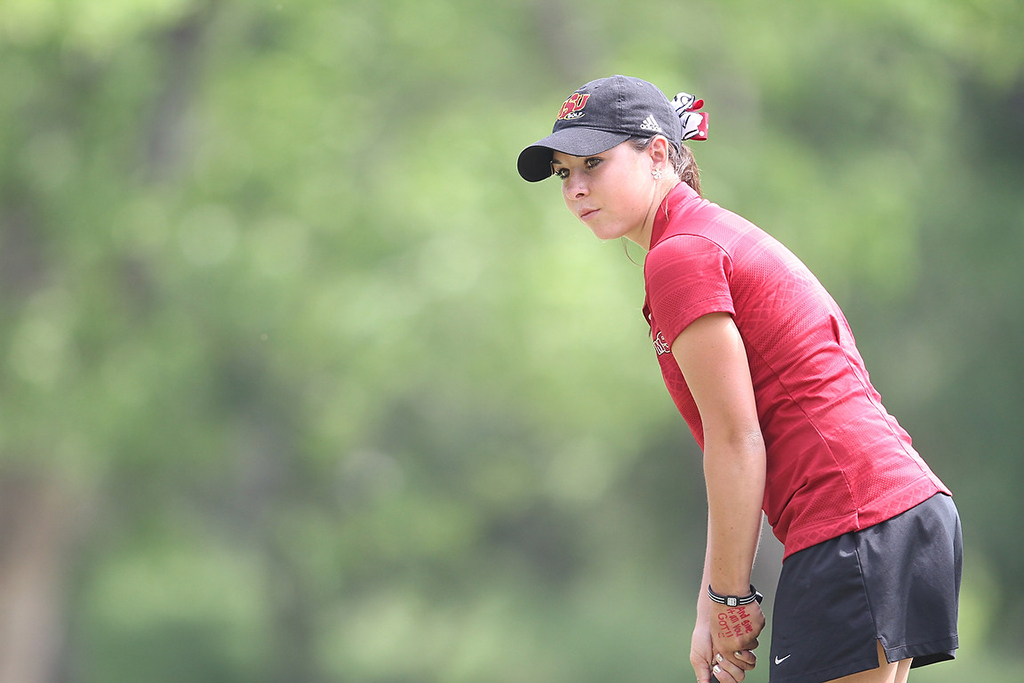 Women's golf falls to second place behind Tarleton in final round