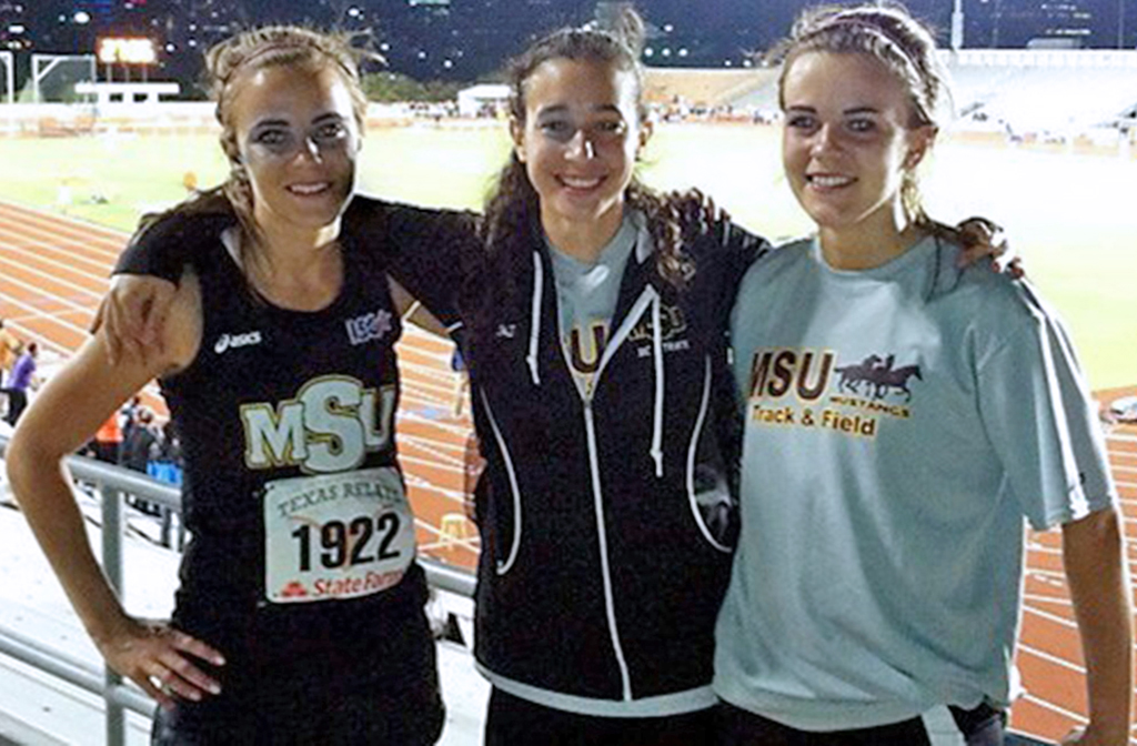 Outdoor track prepares for LSC Championships