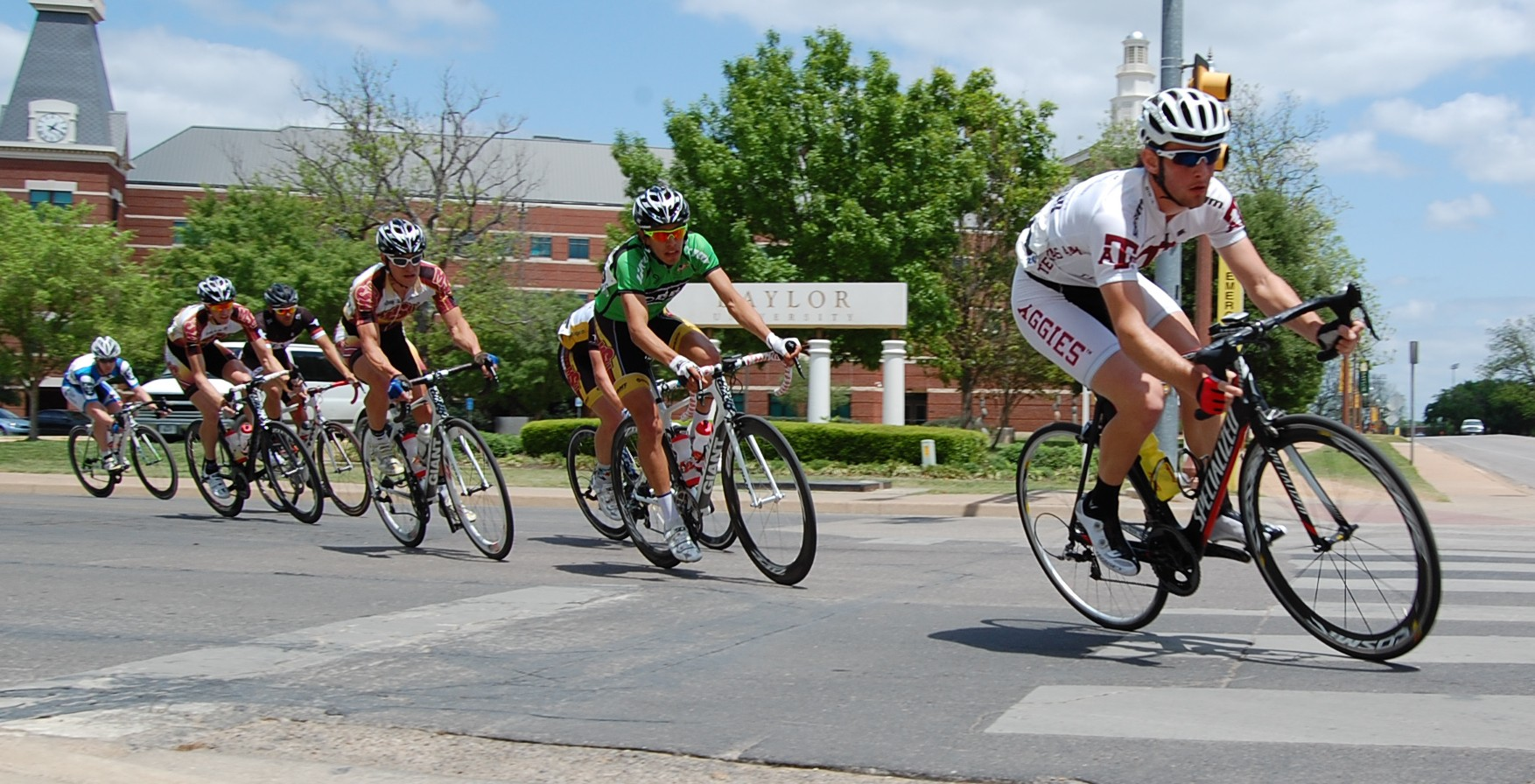 Cycling wins gold at conference