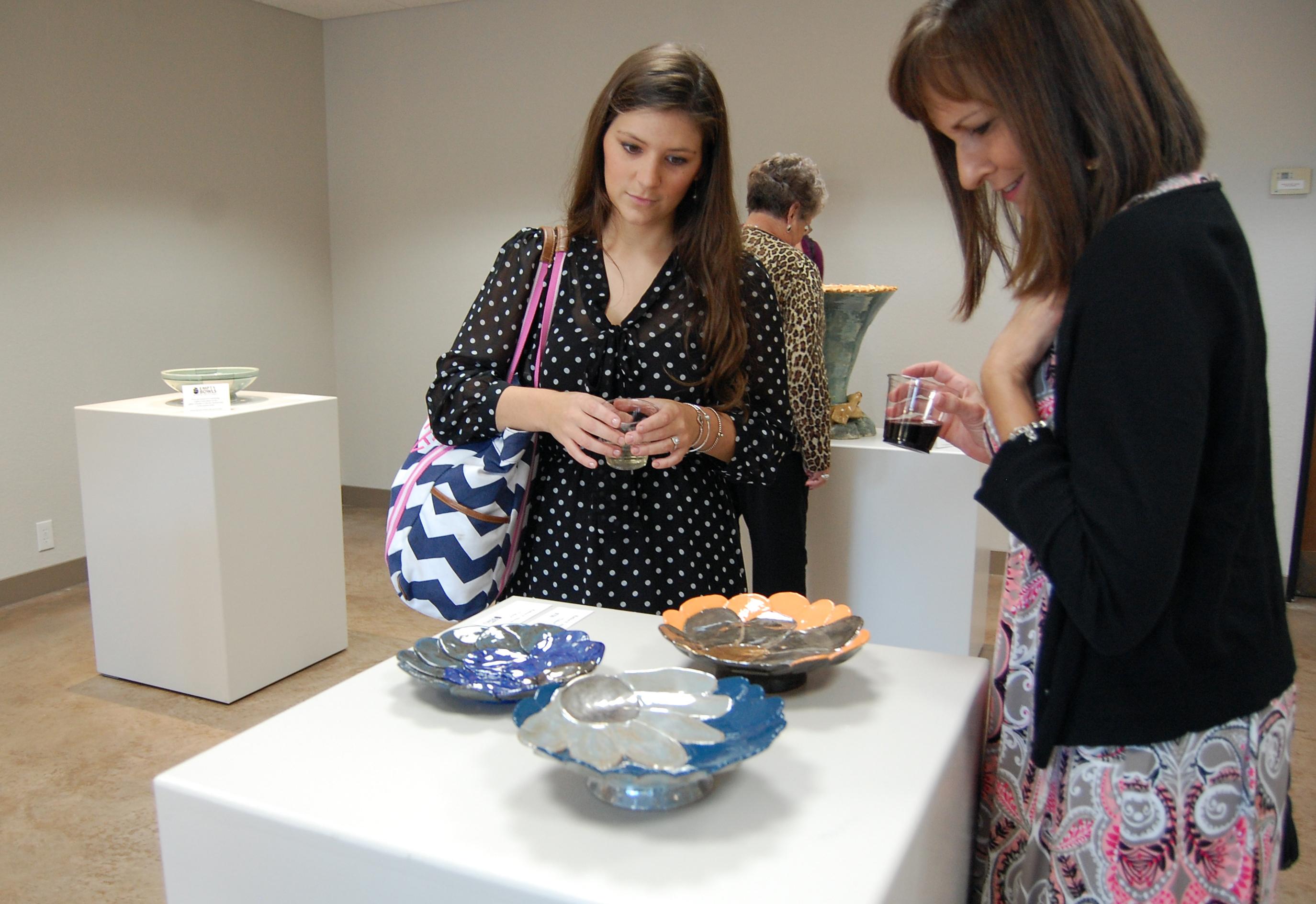Empty Bowls program raises funds for needy