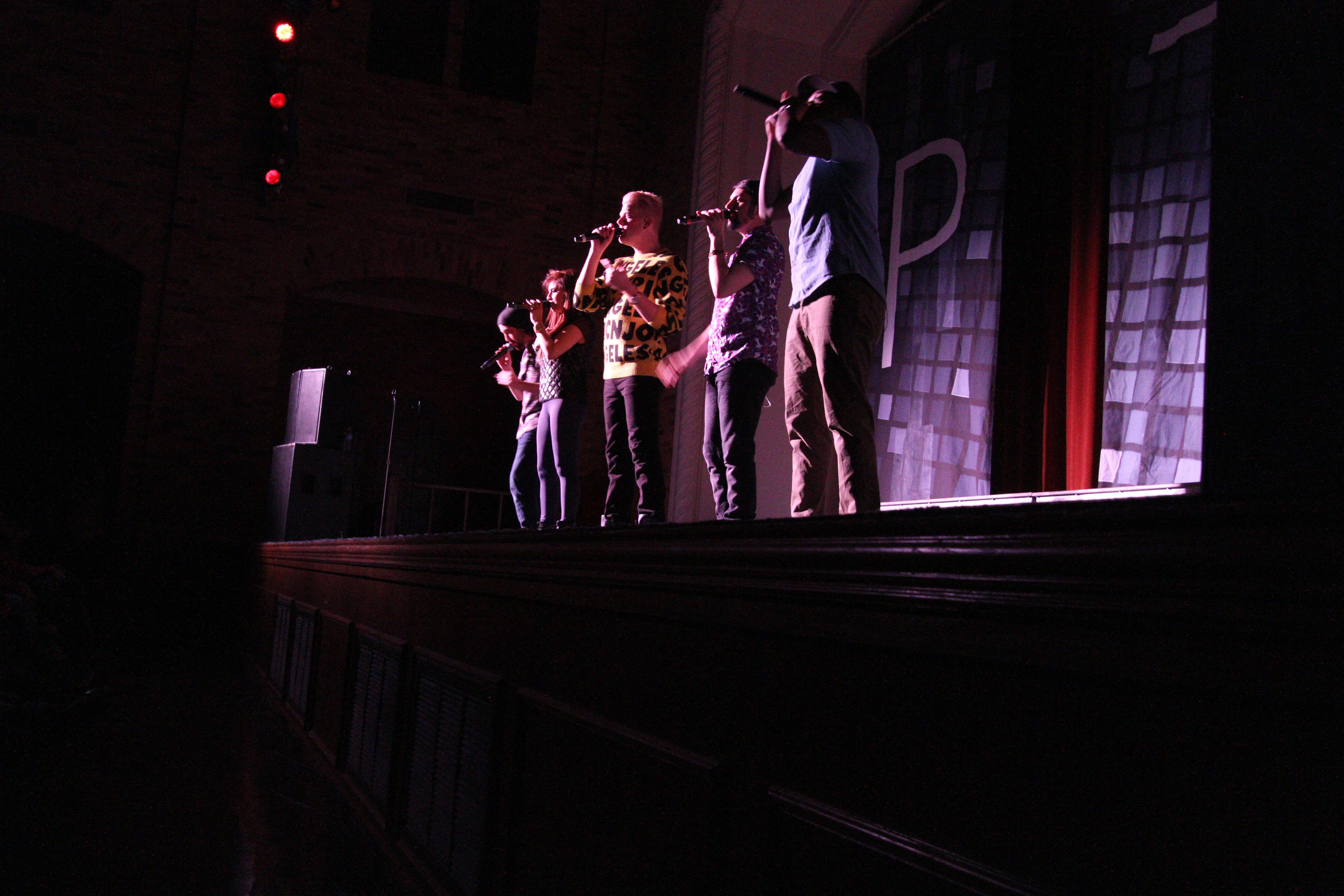 Pentatonix delivers anticipated performance