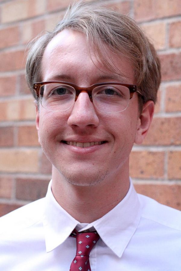 Ethan Metcalf, Wichitan Editor