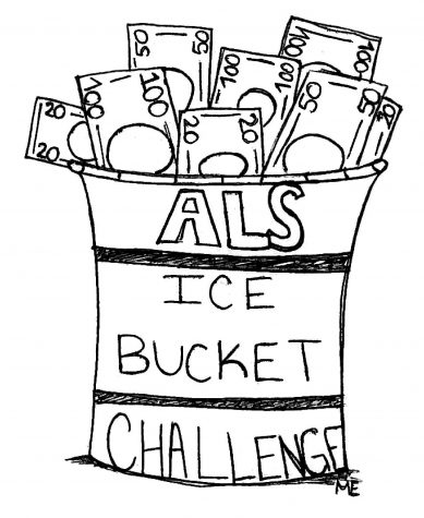 Ice bucket challenge craze is lesson in responsible giving