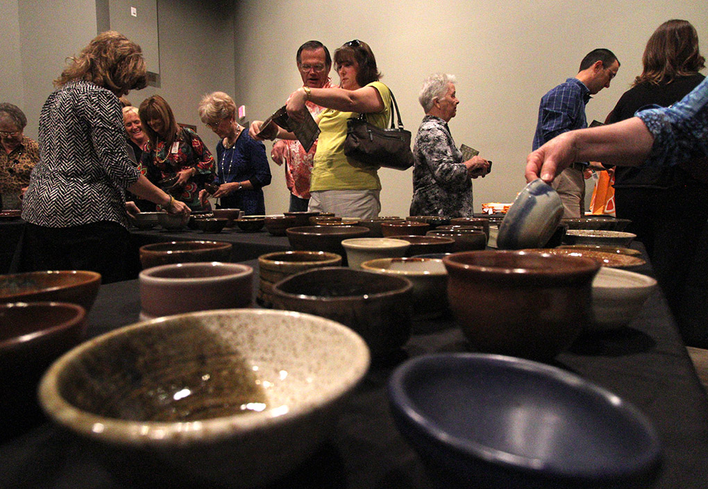 Empty Bowls raises hunger awareness for the third year