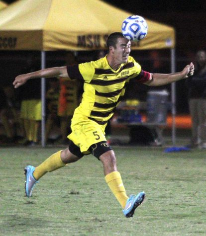 Former MSU student signs to play in Major League Soccer