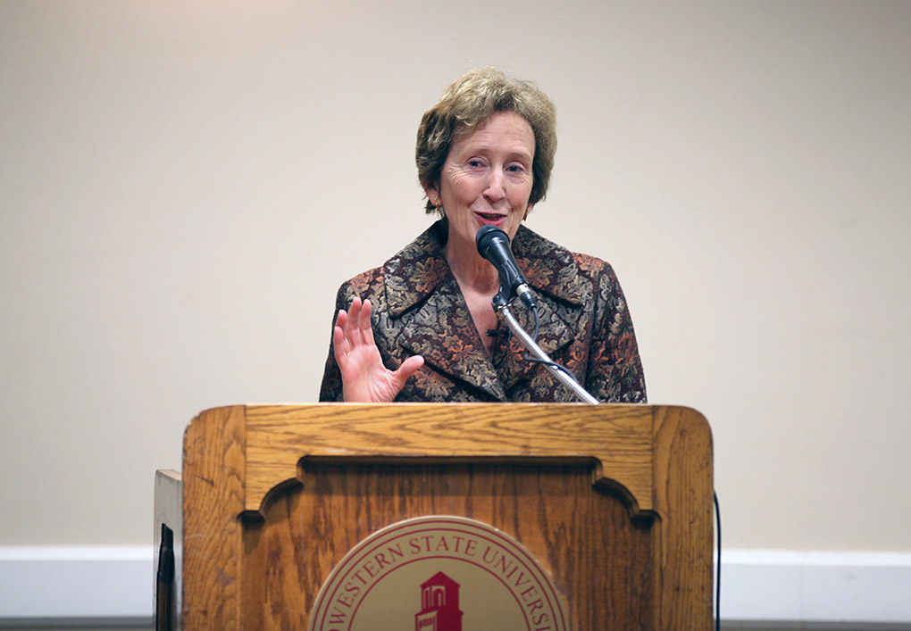 Shipley: 'Welcome home to Midwestern State University'