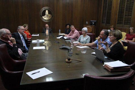 Regents update election, amendment by-laws