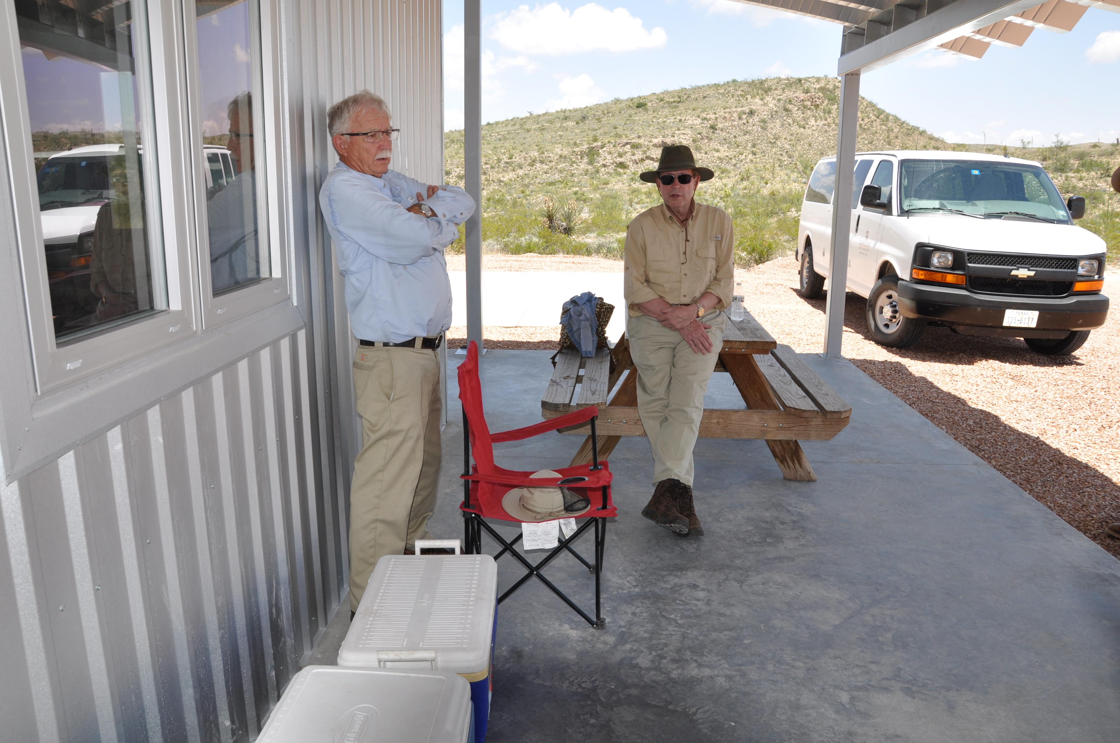 All roads lead to Dalquest: Professor's dream comes true in the Chihuahuan Desert
