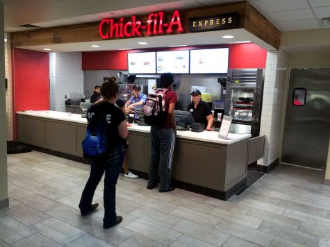 Chik-fil-A opens behind schedule, above expectations