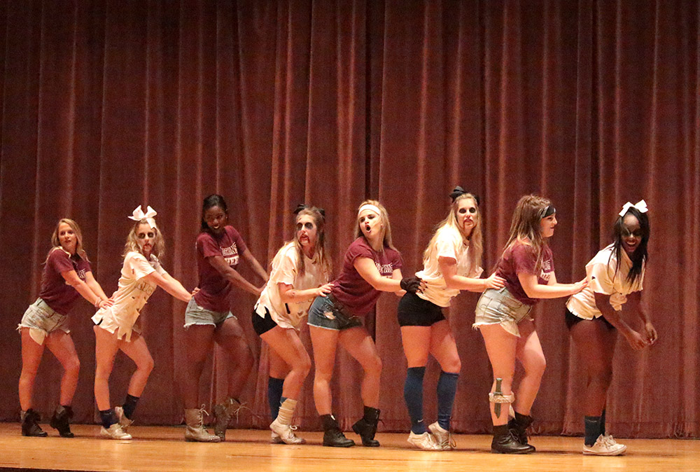 Lip sync competition kicks off Homecoming week